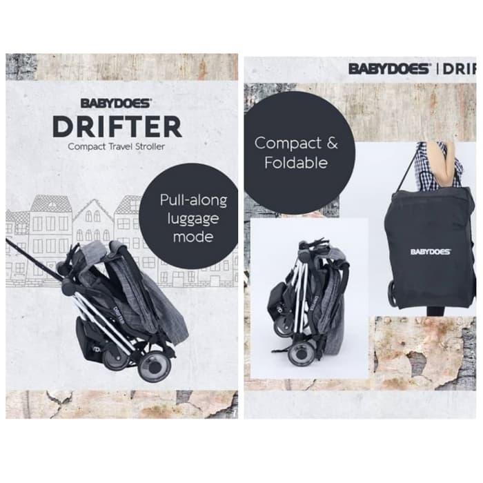 Sewa Stroller bayi Jogja baby does drifter 1