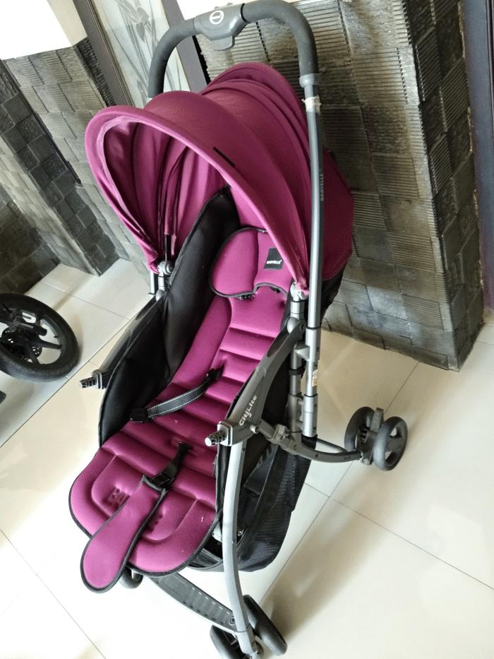 BabyElle Citilite Sewa Stroller Bayi Jogja - Baby Varent