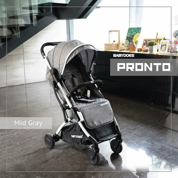 [pgp_title] Babydoes Pronto Baby Varent Persewaan Stroller Jogja