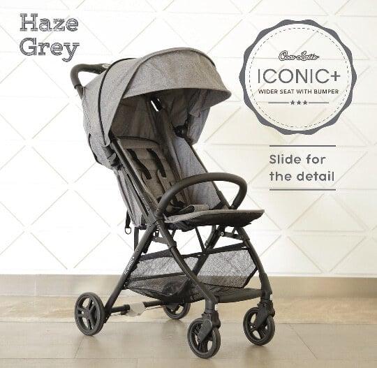 Cocolatte-Iconic-Plus-Rental-Stroller-Anak-Jogja