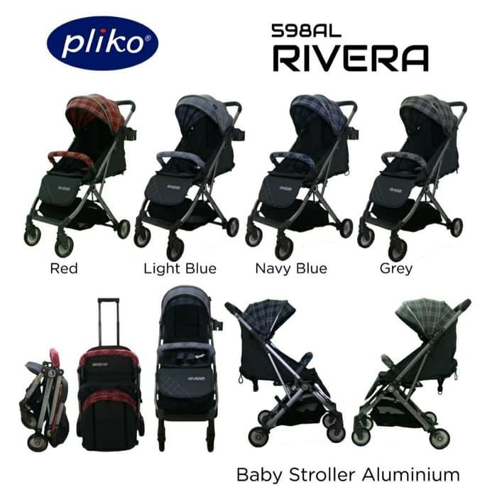 Pliko Rivera Sewa Stroller Bayi Jogja Baby Varent