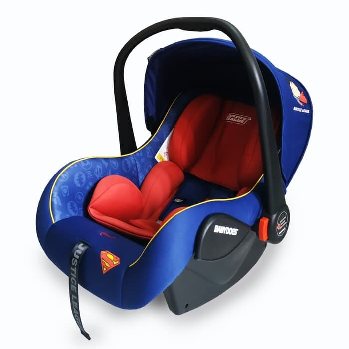 Sewa Car Seat Baby Does Justice Superman Baby Varent