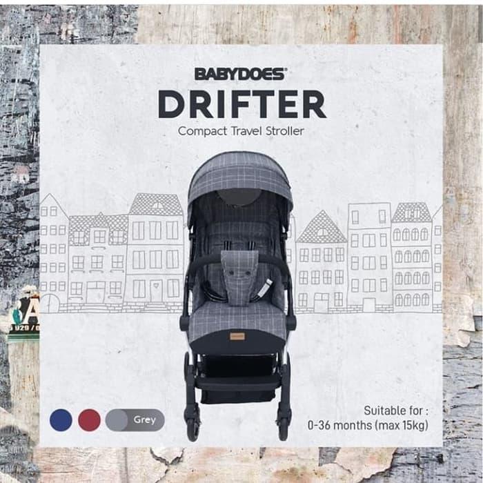 Sewa Stroller Jogja baby does drifter