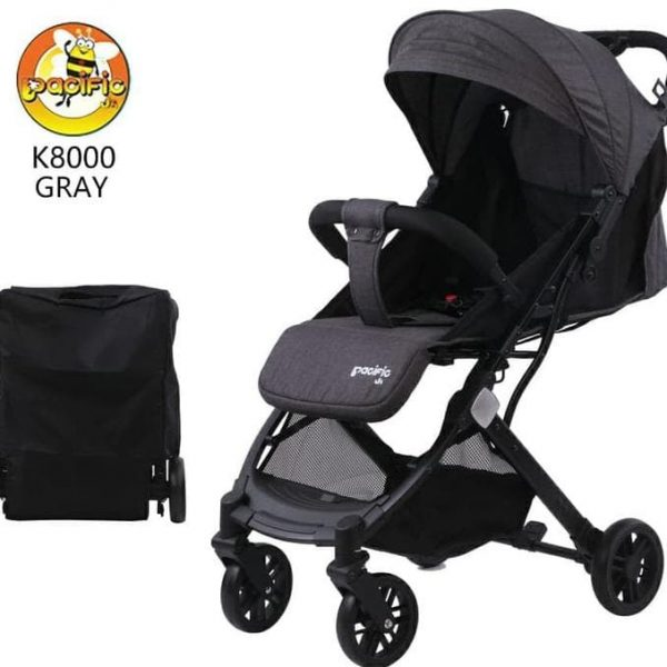 Sewa Rental Stroller Bay Pacifik K8000 Spacebaby Babyvarent 1