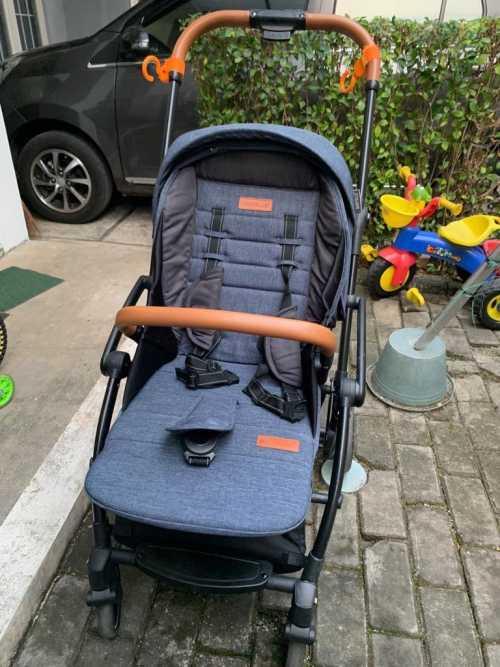 Sewa Rental Stroller Bayi Jogja EZ Switch Stroller BebyElle 6 121