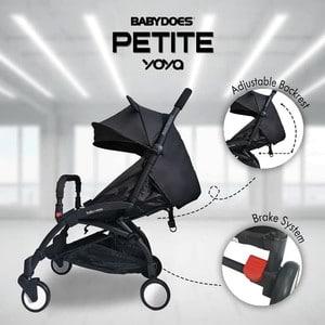 Sewa Rental Stroller Jogja Babydoes Petite Yoya babyvarent 2