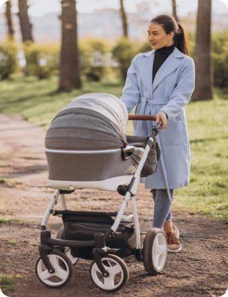 Sewa Stroller bayi Jogja babyva rent