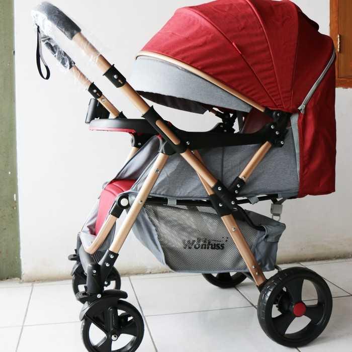 Sewa rental Stroller Bayi Jogja Babyvarent Stroller Wonfus 1 121