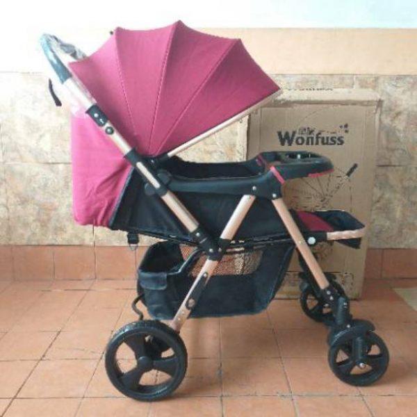 Sewa rental Stroller Bayi Jogja Babyvarent Stroller Wonfus 5
